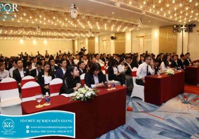Tổ chức sự kiện hội nghị khách hàng chuyên nghiệp tại Kiên Giang