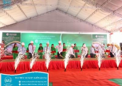 Tổ chức lễ khởi công chuyên nghiệp giá rẻ tại Kiên Giang